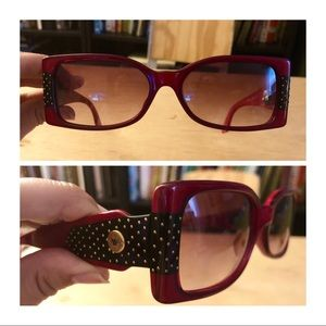 Vintage CARITA Sunglasses Paris, France, Ooh la la